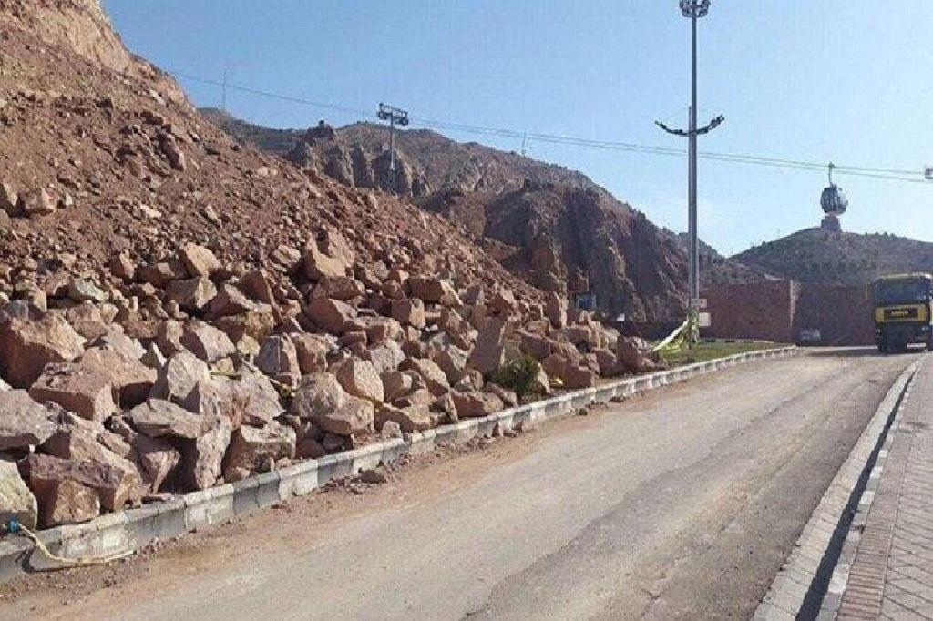 پروژه پایدارسازی ترانشههای اتوبان پاسداران تبریز اجرا میشود