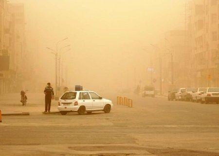 هواشناسی برای بوشهر گرد و خاک پیش بینی کرد