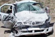 سقوط خودرو در آزاد راه پیامبر اعظم یک کشته و ۴ مصدوم به جاگذاشت